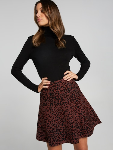 Florence Animal Milano Skirt