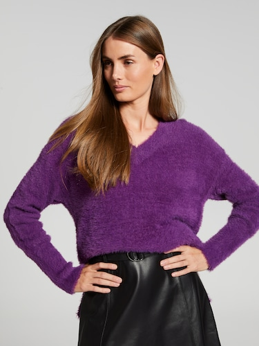 Arabella V Neck Knit