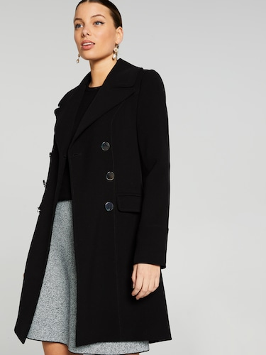 Denmark Double Breasted Coat