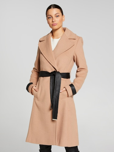 Scandi Wrap Coat