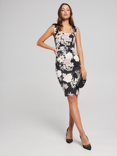Lucious Lilly Pencil Dress