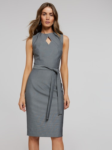 The Boston Suit Dress