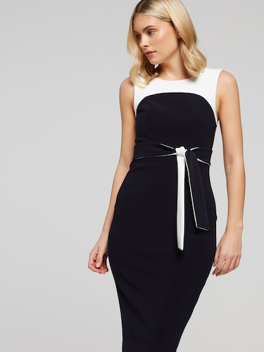 Bianca Spliced City Dress