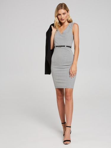 Small Grey Dress