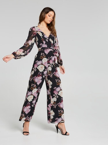1ecaf8060e7e Heather Rose Garden Jumpsuit Heather Rose Garden Jumpsuit