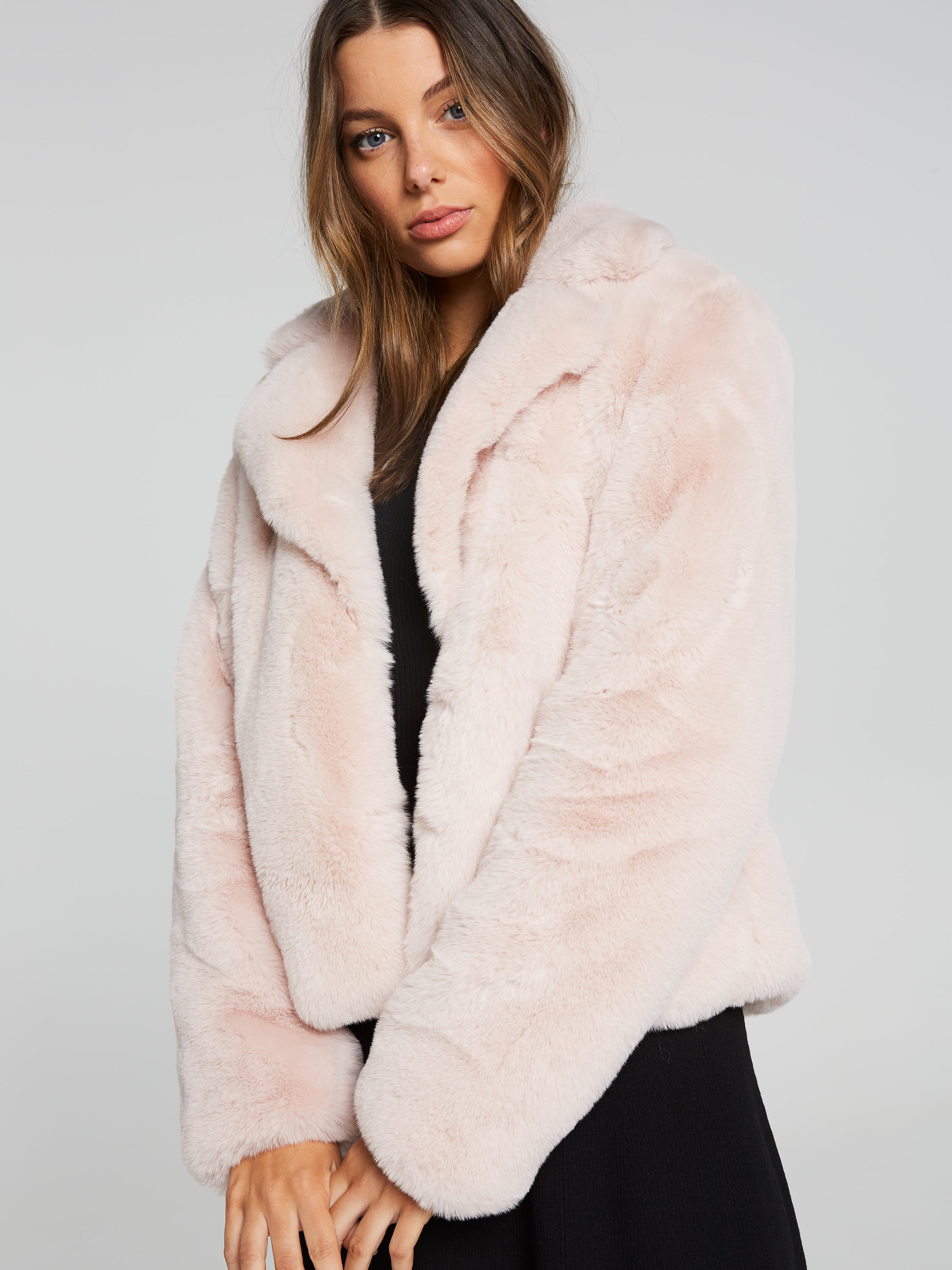 Forever Young Fur Jacket