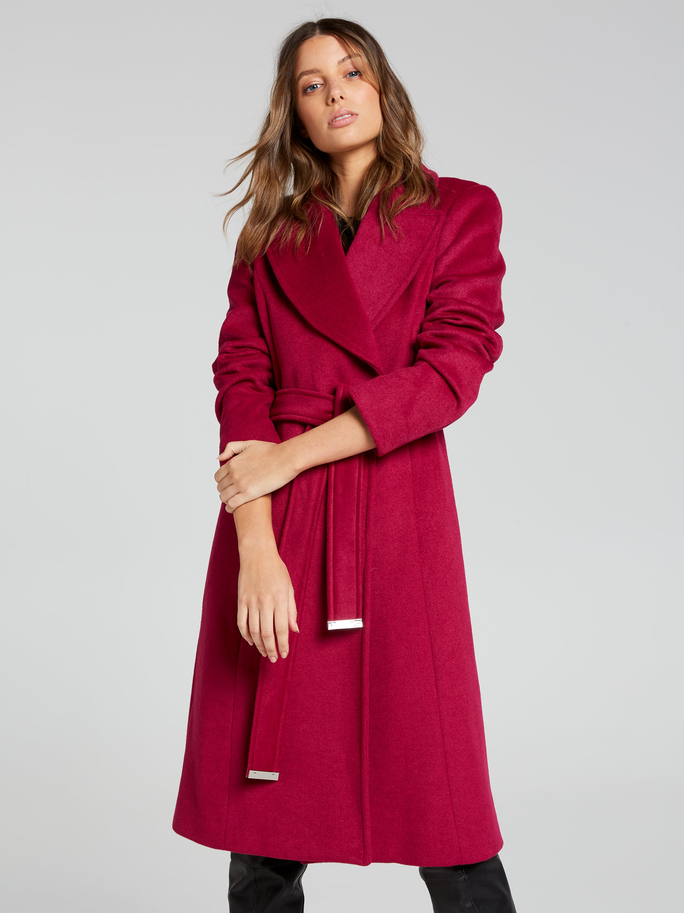 Moscow Belted Coat