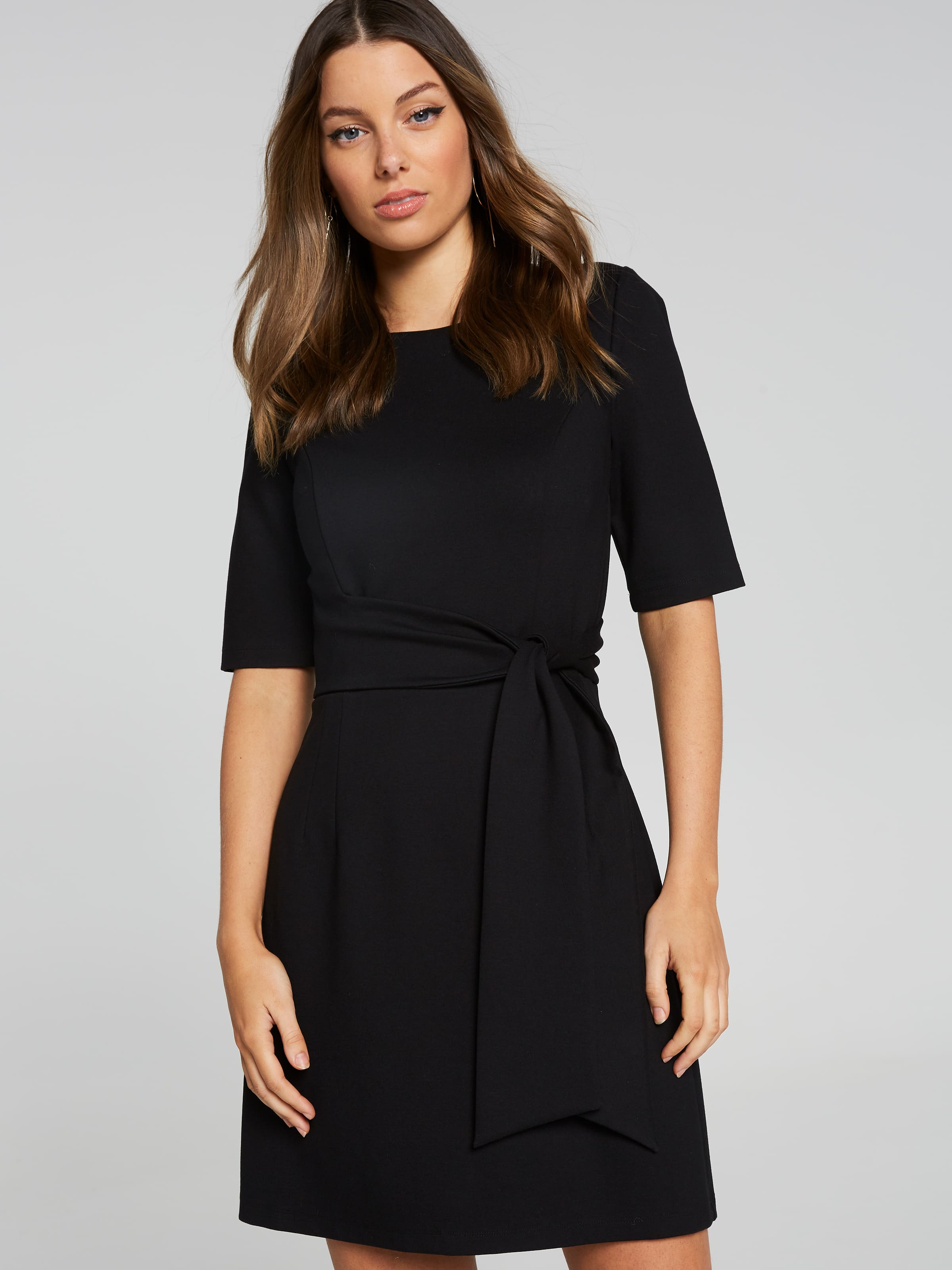 Midtown City Ponte Dress
